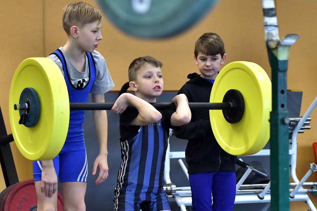 картинку или фото на тему атлетическая гимнастика них
